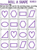 Shape Games and Activities For Primary Grades