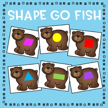 Shape Go Fish