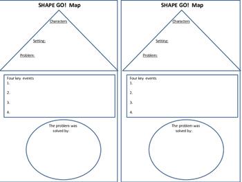 Shape - Go Map ~ for Retelling