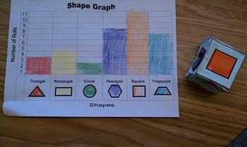 Shape Graph and Shape Identification
