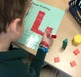 Shape Graphing Math Center Game