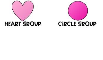 Shape Group Mini Posters