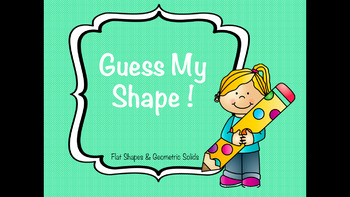Shape Guessing Game