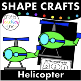 Shape Helicopter Craft