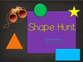 Shape Hunt