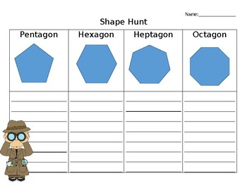 Shape Hunt