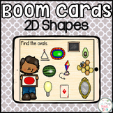 Shape Identification for Seesaw and Boom Cards
