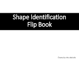 Shape Identification Flip Book