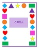 Shape It Up!  A File Folder Game for Shapes and Categories