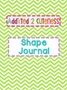 Shape Journal Sentences and Poems