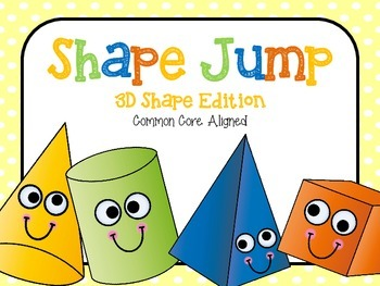 Shape Jump 3D Shapes