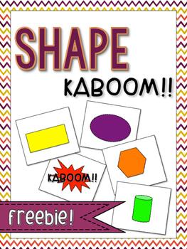 Shape KABOOM!!