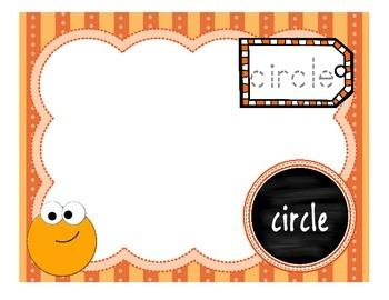 Shape Learning Boards