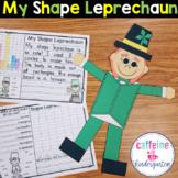Shape Leprechaun - Leprechaun Math Craft