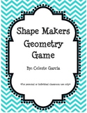 Shape Makers Geometry Game