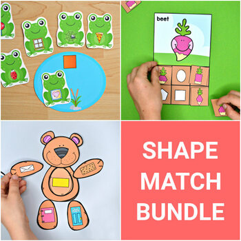 Shape Match Bundle