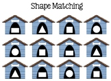 Shape Matching, Dog House Theme