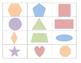 Shape Matching Game (2-D)