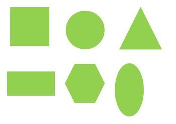 Shape Matching (Same colour shapes)