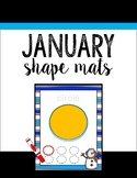 Shape Mats - January / Winter