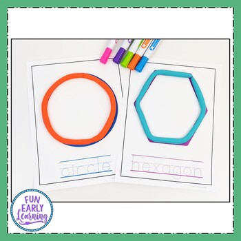 Shape Mats - Hands-on Activity