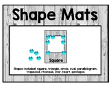 Shape Mats for Loose Parts