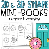 Shape Mini-Books