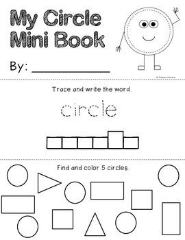 Shape Mini Books