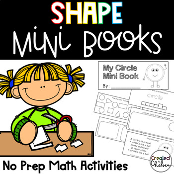 Shape Mini Books