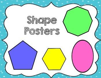 Shape Mini Posters