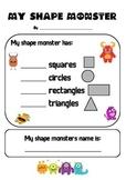 Shape Monster