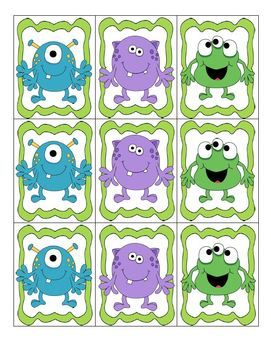 Shape Monster!  A Common Core Aligned Game