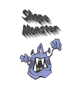 Shape Monster Book