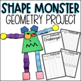 Shape Monster Geometry Project