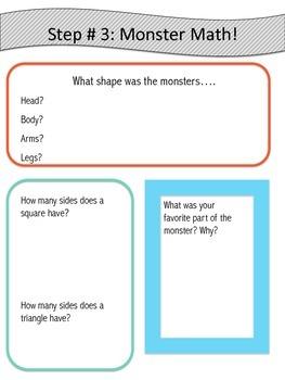 Shape Monster Math!