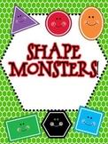 Shape Monsters!