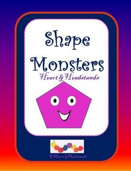 Shape Monsters