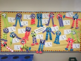 Shape Monsters - English and French Resource