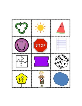 Silly Shapes Introduction to Geometry Poems and Activities with Mini Book