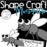 Shape Mosquito Craft