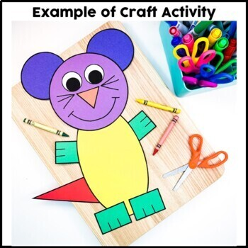 Shape Craft {Mouse}