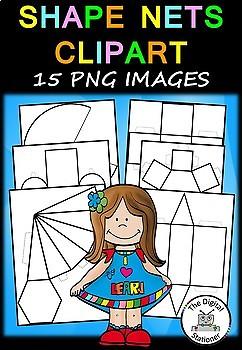 Shape Nets Clip Art - 15 PNG images