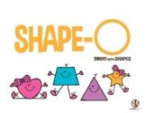 Shape-O! (Bingo with Shapes)