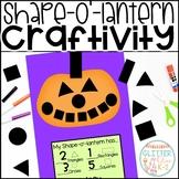 Shape-O'-Lantern: Craftivity to Reinforce Shape Identification