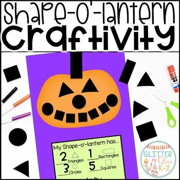 Shape-O'-Lantern: Craftivity to Reinforce Shape Identifcation