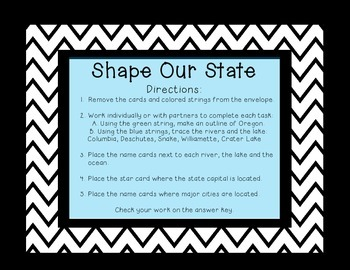 Oregon - Shape Our State