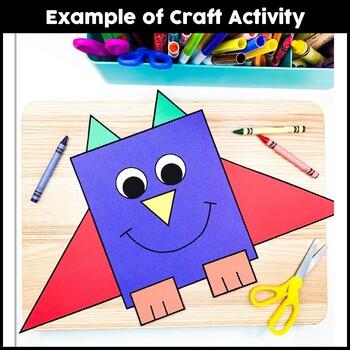 Shape Craft {Owl}