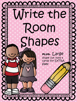 Write the Room Shapes