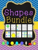 Shape Packet ~ Back to School ~