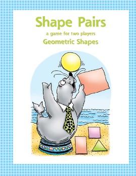 Shape Pairs (Geometric Shapes)